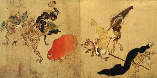 Hyakki-Yagyo-Emaki_Tsukumogami_1 copy.jpg